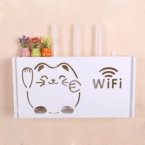 Kệ wifi treo tường