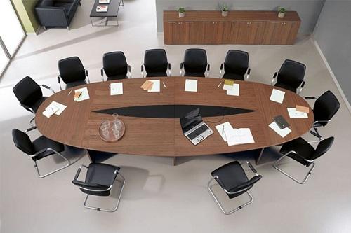Bàn họp 12 người