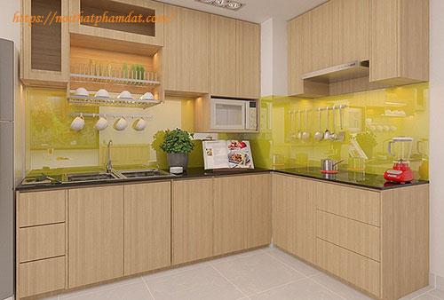tủ bếp đóng sẵn giá rẻ